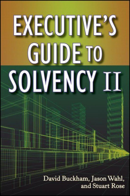 Executives Guide to Solvency II