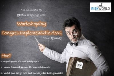 WIN toegang tot Congres Implementatie AVG